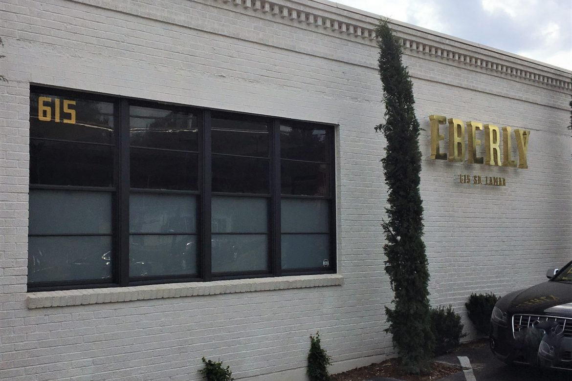 Eberly Restaurant Review